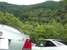 ★恒例の奥多摩湖です!ハチマル車も拝見出来ましたョ!