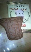 せんとくんクッキー。
