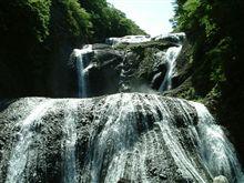 袋田の滝に行って来ました。