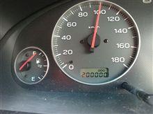 20万キロ超え・・・・