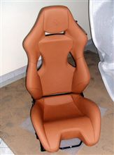F430 scuderia純正シート2脚売ります。