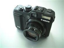 Canon PowerShot G10買いました!