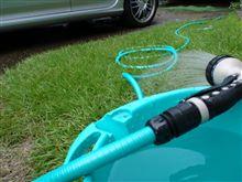 VW-40 洗車・キーボードも!?・・o(▼_▼θ
