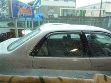 雨漏りしてます。福岡は大雨!!