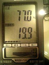 続・70kgへの道 残り3日...しかない