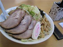 栃木市のラーメン屋ツアー⑧ぼたんふたたび×2★麺処 ぼたん3