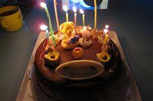 お誕生日ありがとう^^v