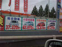 車検の値段