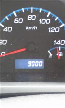 9000km到達・・・