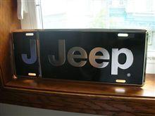 Jeep好きだから.....買いました♪