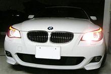 BMW E60 5シリーズ セダンを観察するの巻き!