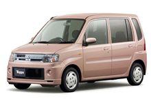 三菱自動車 軽乗用車 eKワゴン ・ eKスポーツ ・ トッポ を 一部改良 ・・・・