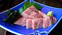 本マグロ定食@まるさん松本