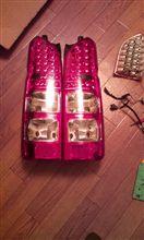 LEDテールを修理・・・