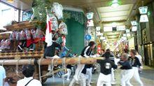 お祭りです@尼崎貴布祢神社