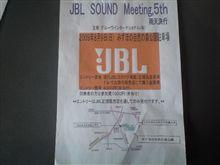 JBL Sound Meeting !