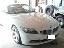 BMW・Zなんとか