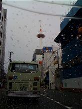帰り道 in 京都