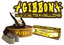 #47 GIBBON スラックライン