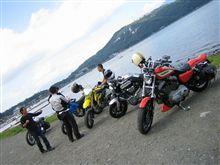 富士五湖ツーリング行ってまいりました!