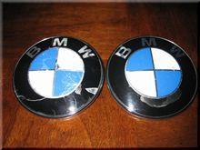 BMWマーク・・いつになったら改善?!