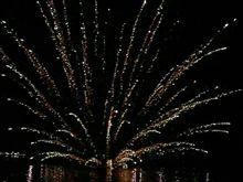 木崎湖灯篭流し花火大会
