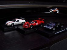 THE CIRCUIT WOLF  MINICAR COLLECTION