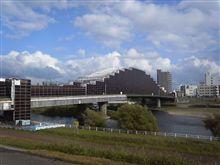 2009年8月15日旭橋!