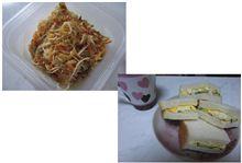 夕飯と朝食
