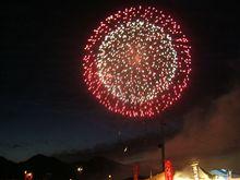 日本一の花火大会♪
