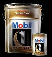 MOBIL 1、追加情報、100%化学合成オイルは0W-40のみ