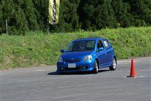 2009切谷内ジムカーナシリーズ第2戦