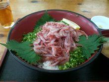 生桜えび丼♪