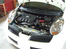 HR15DEチューンドエンジン