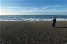 少年剣士と砂浜で迎えた3日目の朝(8月8日)