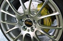 BMW Performanceブレーキ・システム装着