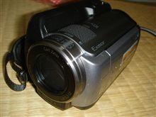ビデオカメラ購入しました