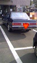 七十年代のトヨタ車かも~!?