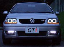 【愛車弄り】 Polo GTI 純正ヘッドランプのメイクアップ・シミュレーション