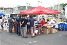岡山国際サーキット AE86フェスティバルを見学