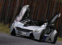 「BMW・エフィシエントダイナミクス コンセプト」/他人の褌で相撲情報。