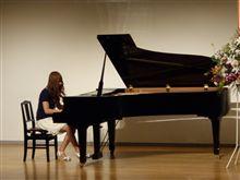 ピアノを聞きに行ってきました。