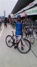 鈴鹿ロードレース            ・・・・・・・・・「自転車」