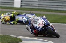 MotoGP インディアナポリスGP YAMAHAライダー決勝後のコメント