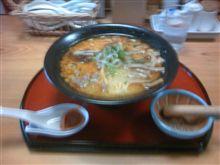麺 dining 桂苑(えごま肉みそラーメン)