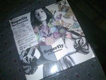SuperflyのNewアルバム買ったよ♪
