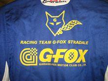 G-FOXシール完成!