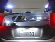 プリウス、LED化は簡単!