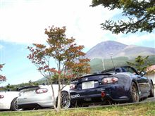 急遽企画の富士山TRG