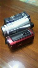 ビデオカメラ購入!